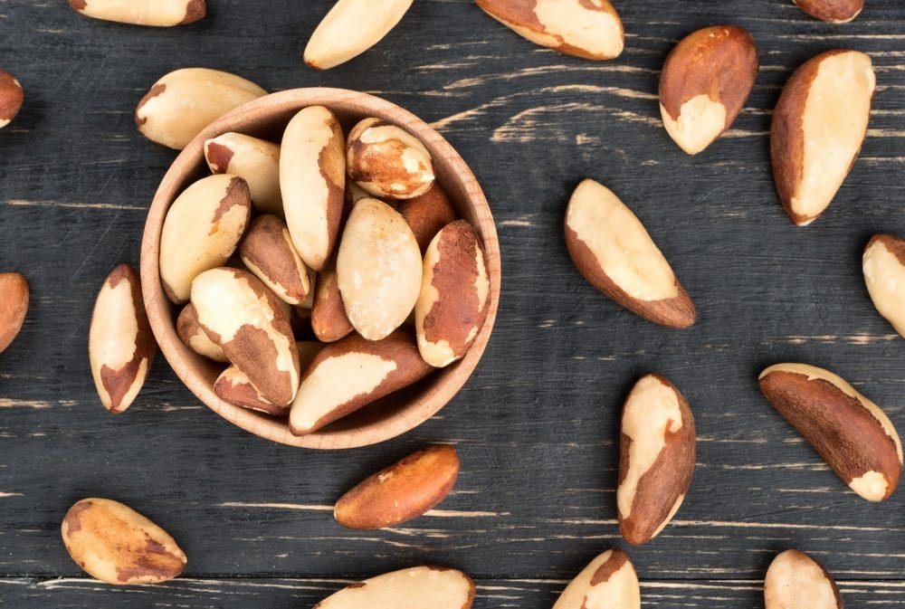 brazil nuts dandenong market