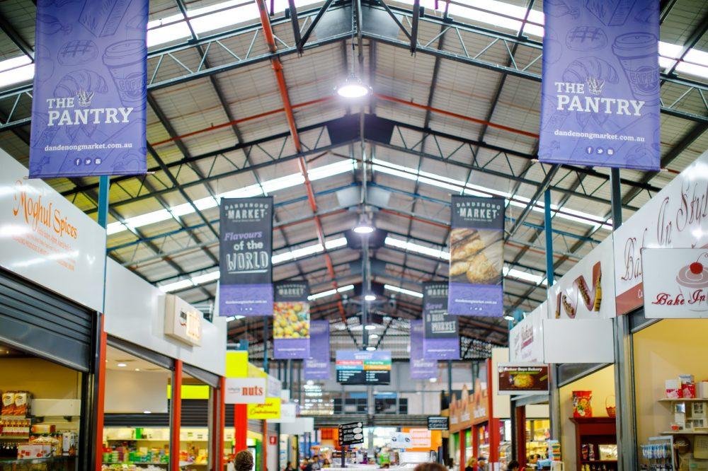 the pantry dandenong market