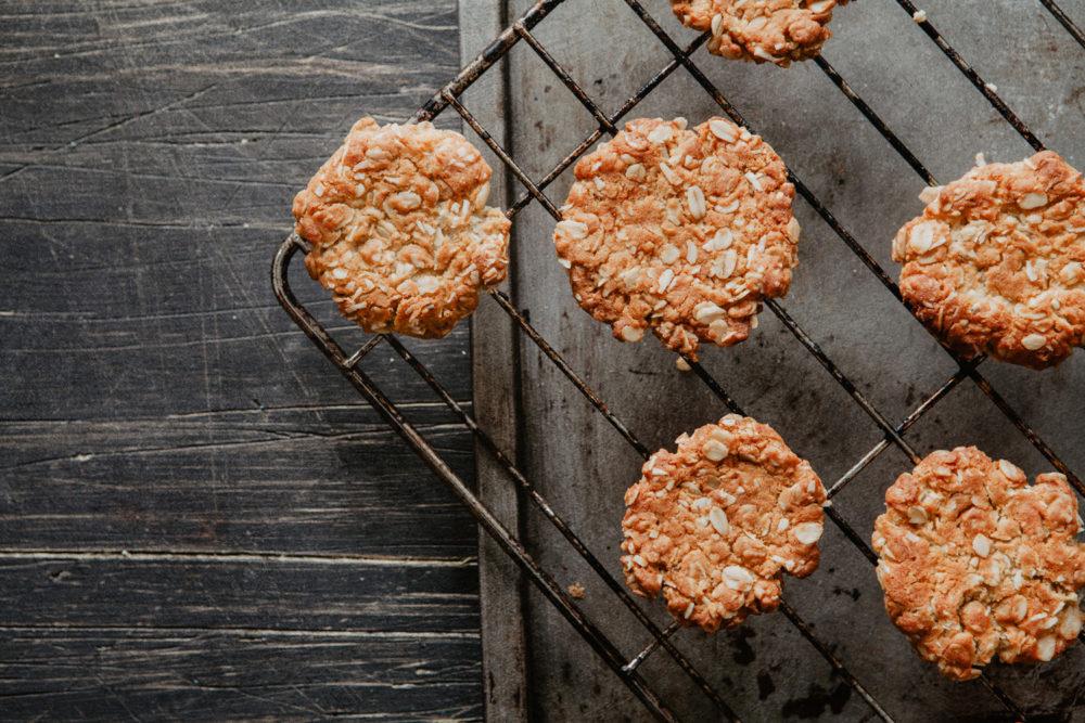 anzac biscuit recipe australia