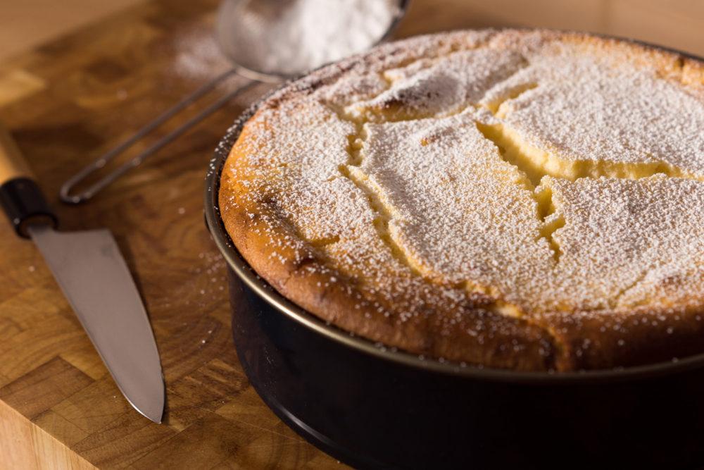 baked cheesecake recipe