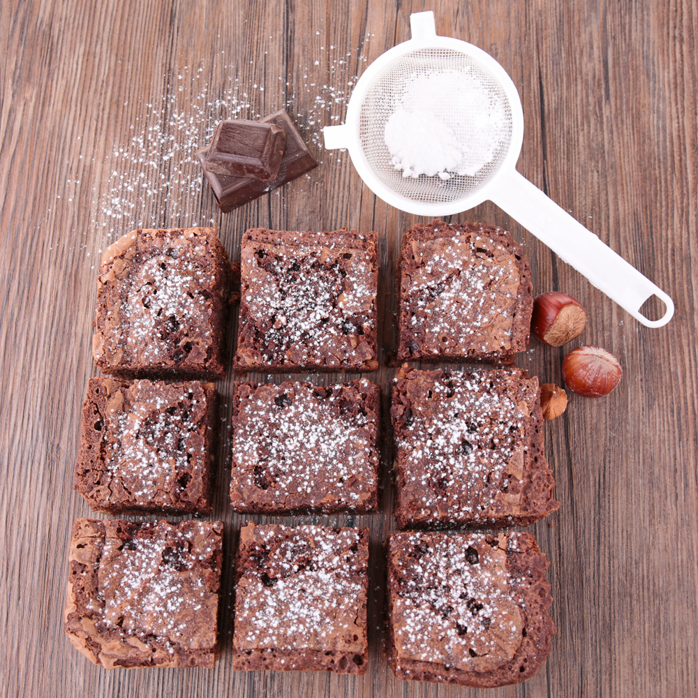 chocolate brownies to cook with kids