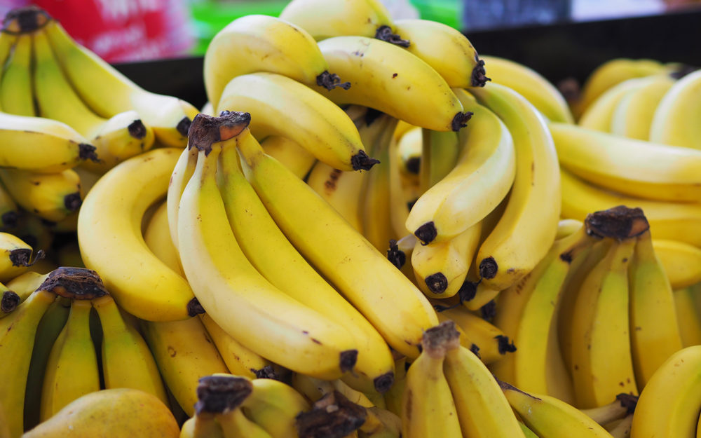 bananas in a healthy diet