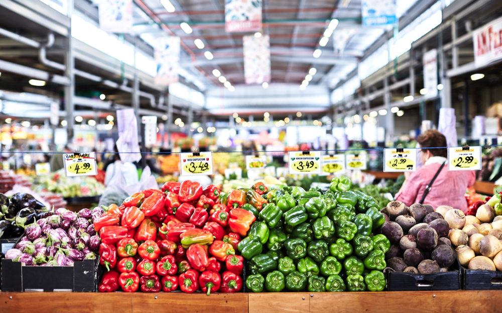 vegetables dandenong market