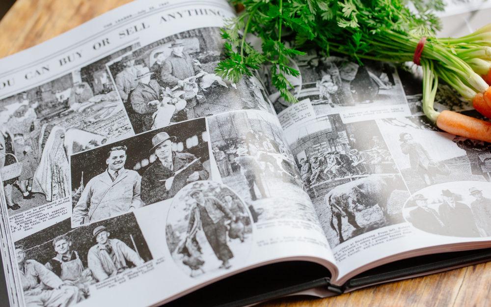 dandenong market book
