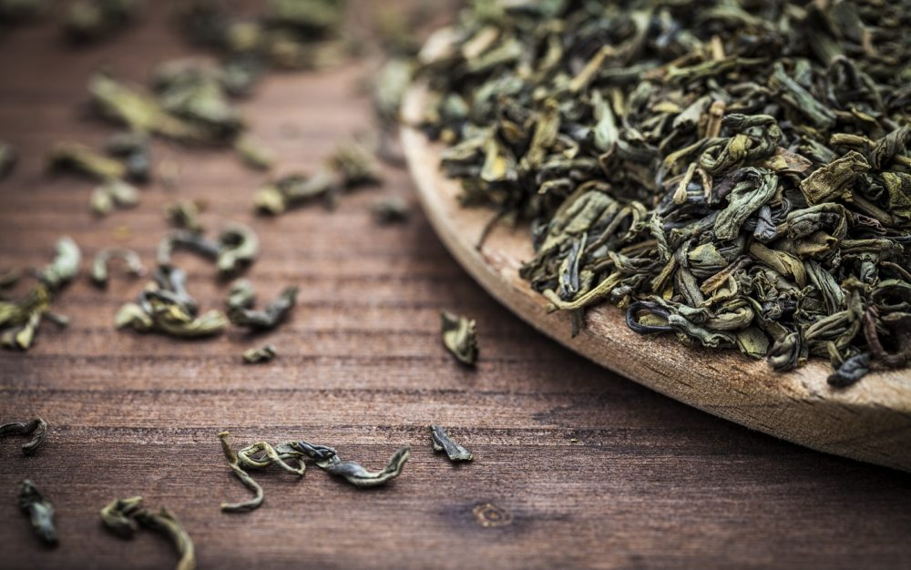 green tea healthy diet