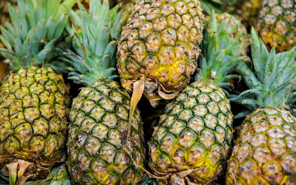 pineapple dandenong market