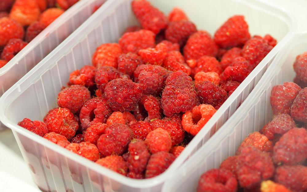 raspberries dandenong market