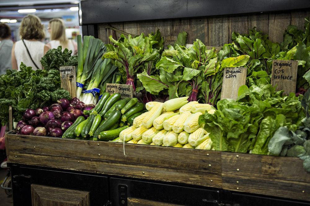 organic produce dandenong