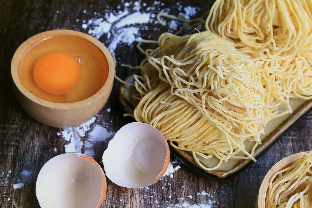 egg noodle recipe