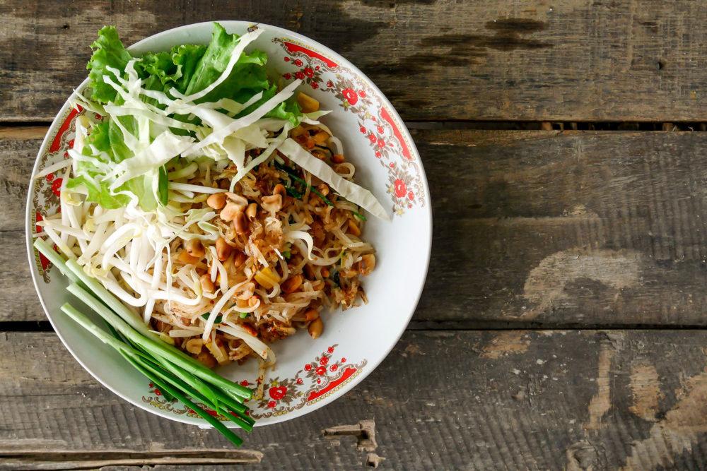pad thai salad recipe