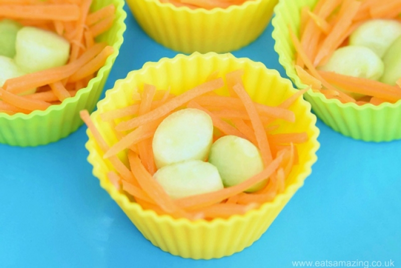 easter healthy snacks for kids
