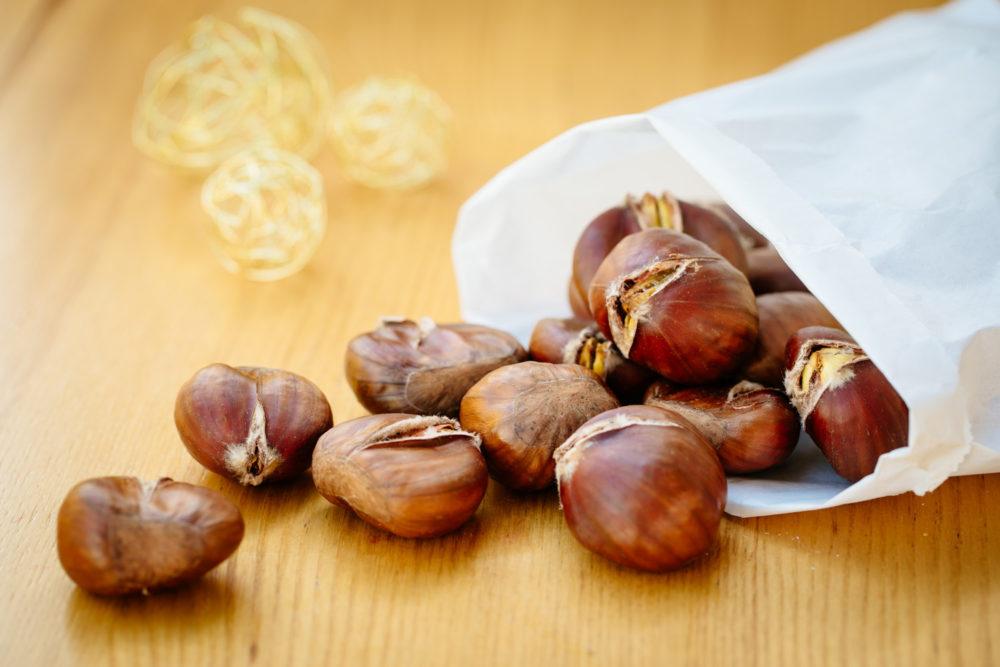 chestnuts dandenong market