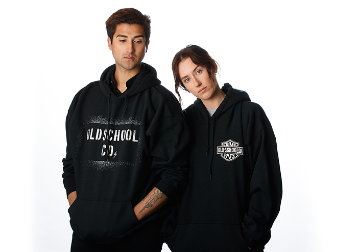 men's and women's hoodies
